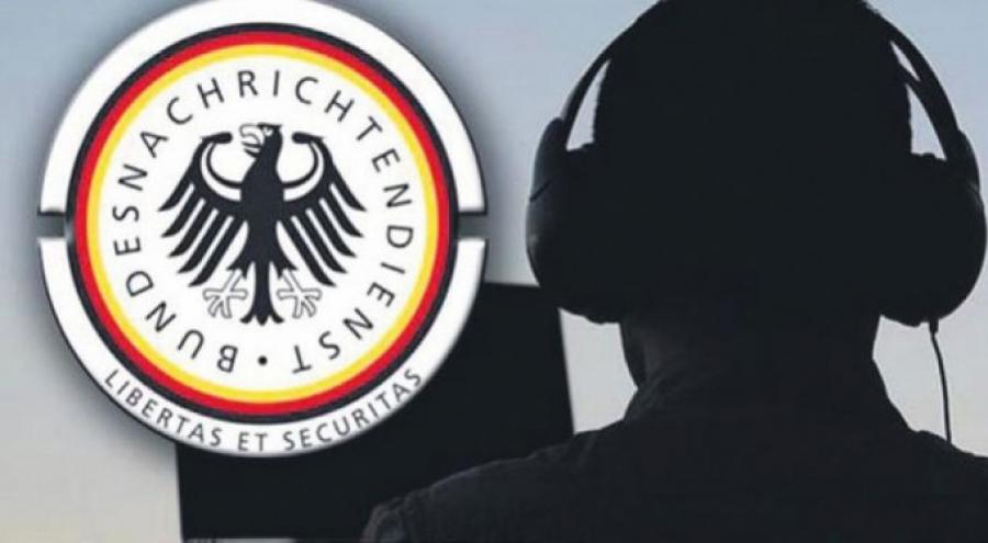 Alman istihbaratı