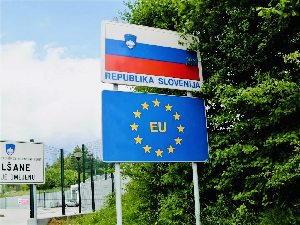 SLOVENYA Genelinde Karantina ilan edildi