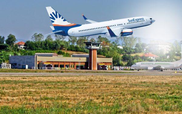 Sunexpress, Almanya-Zonguldak uçacak seferleri başlayacak