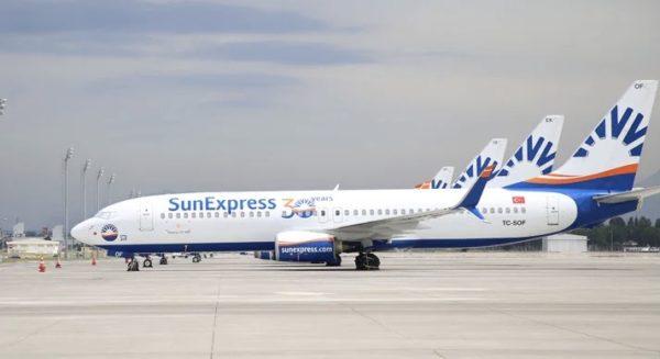 SunExpress, boş orta koltuk imkanı Sunuyor