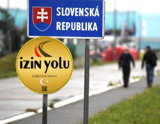 Slovakya 15 Kasım'dan itibaren negatif Covid-19 testi istiyor