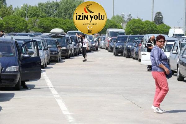 Kapıkule sınır kapısında hafta sonları yoğunluğun yaşandığı, Bulgar turistlerin alışveriş yaptığı Edirne'deki pazar kapatıldı