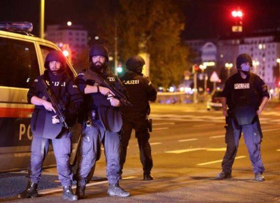 Viyana'yı kana bulamıştı! DEAŞ sempatizanı çıktı